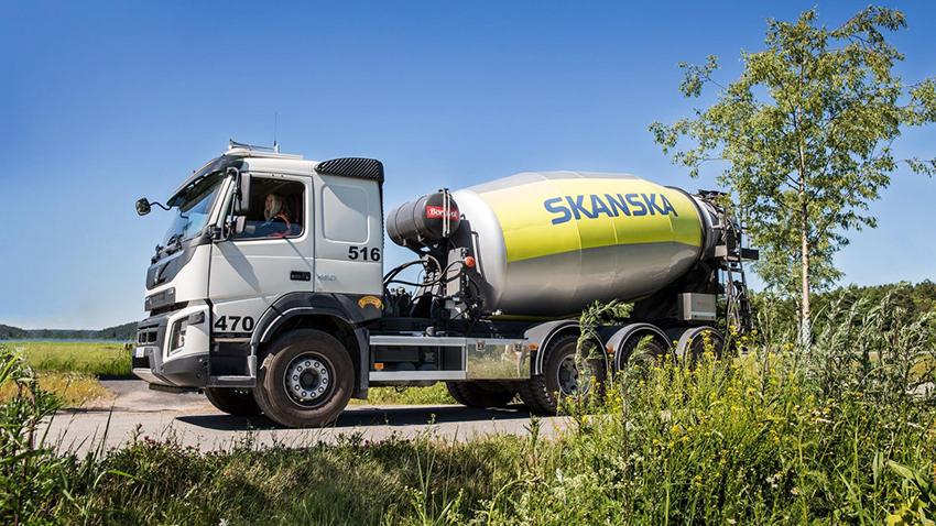 betongbil-skanska