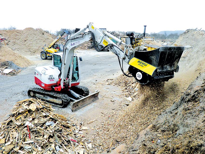 Linköpingsföretaget Stenstan Recycling är ny exklusiv återförsäljare för Remu:s produkter på den svenska marknaden.
