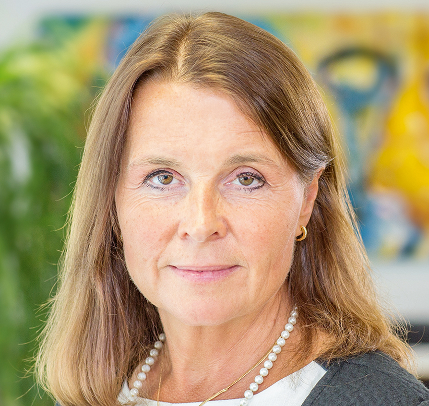 Susanna Höglund, chef Ekonomi och Juridik på Sabo.