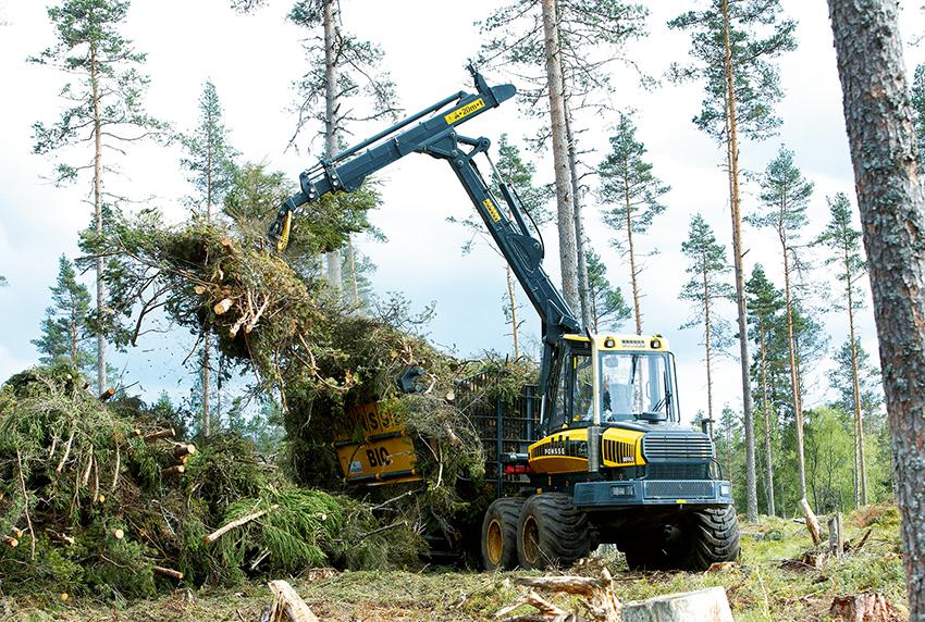 Nya material är en av de fyra huvudfrågorna som skulle kunna bana vägen för en bioekonomi, enligt skogsnäringens forskningsagenda.