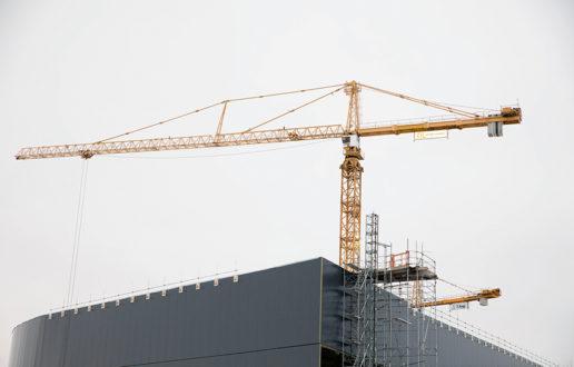 Att svenska husbyggnadsinvesteringar de senaste åren har ökat kraftigt märks inte minst i Industrifaktas analys av byggvaruhandelns försäljningsutveckling. Foto: Per Eriksson