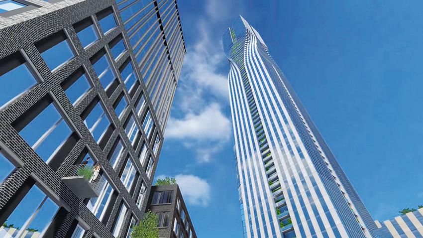 Ett av de hetaste byggprojekten just nu är Karlatornet i Göteborg. Byggherre är Karlastaden Utvecklings AB och budgeten är på 3,5 miljarder kronor.