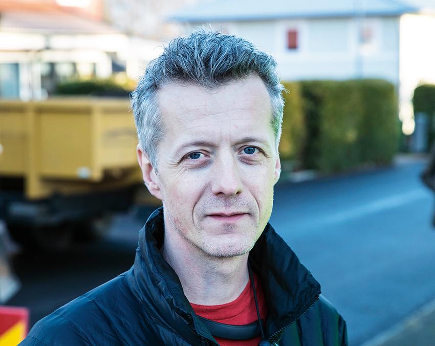 Oskar Hjertstedt, marknadschef och affärsutvecklare på Next.