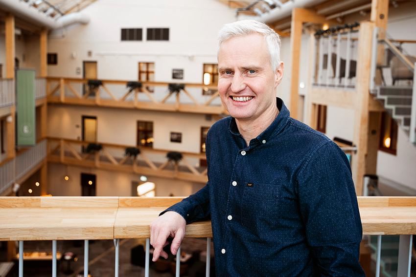 Nicklas Boström, vd för Multi Channel Sweden. Foto: Bizmaker.