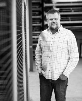 Janolof Joelsson är ny sälj- och marknadschef på HSP Gripen.