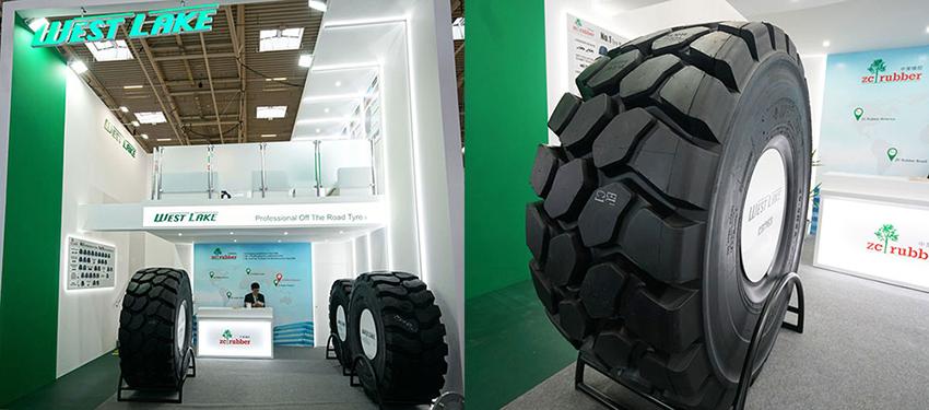 Gripen Wheels har vuxit till att bli nordens största grossist för tunga däck.  Inför höstens mässor har företaget lanserat Westlake entreprenaddäck, tillverkade av Zhongce Rubber Group Co, världens nionde största däcktillverkare.
