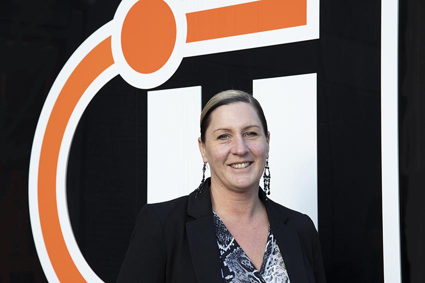 Karin Norr Eriksson, e-handelschef för Sverige och Danmark på Hydroscand.