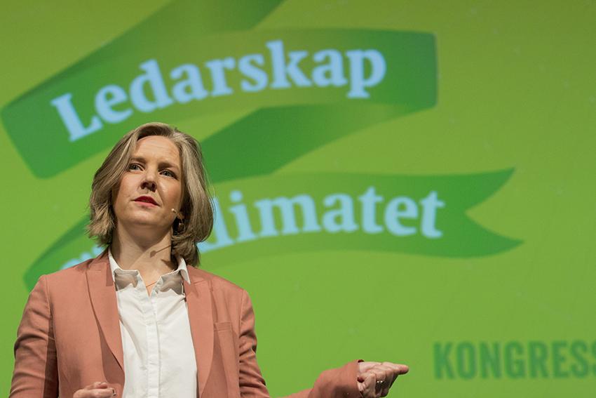Foto: Miljöpartiet