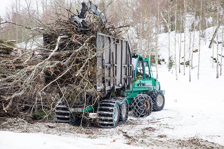 Svebio har slutfört en utredning, finansierad av Vinnova. Resultatet är tre förslag på konkreta styrmedel som gör att Sverige kan realisera potentialen av främst grot till biodrivmedel och biojetbränslen.